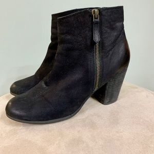 BP Nordstrom Leather Booties